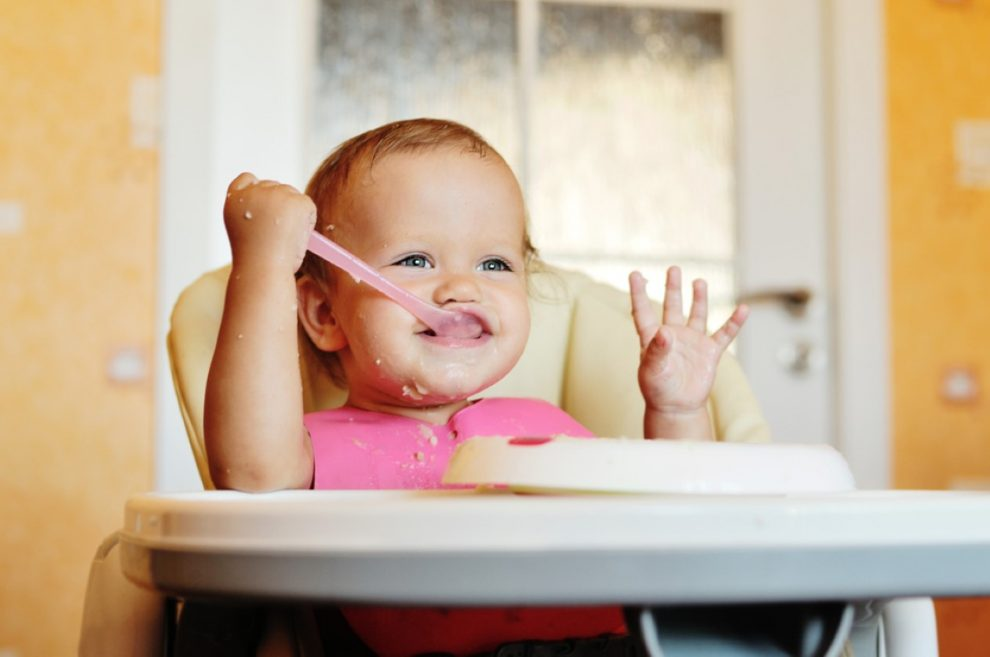 תזונה בגילאי שנה עד שנתיים