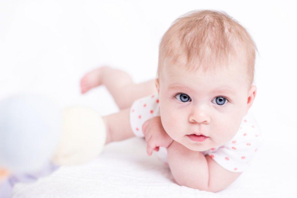 התהפכות התינוק