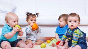 התפתחות תינוקות