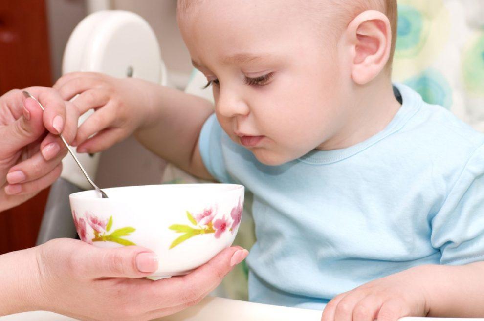 אכילה בררנית אצל תינוקות