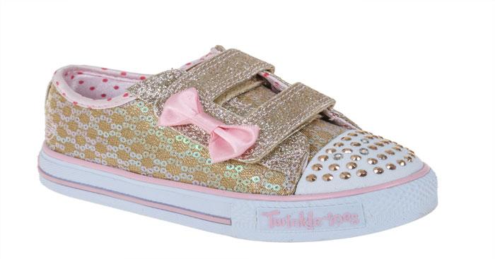 נעלי ילדות במבצע. סקצ'רס (צילום: אבי ולדמן)