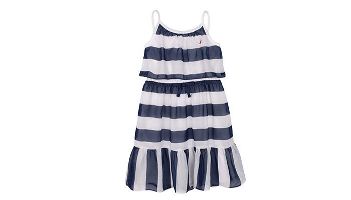 """שמלה במבצע. נאוטיקה (צילום: יח""""צ)"""