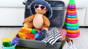 מה אורזים לחופשה עם תינוק? צילום: שאטרסטוק
