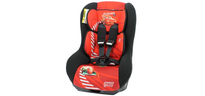 """כיסא בטיחות מסדרת דיסני. רשת אוטודיפו (צילום: יח""""צ)"""