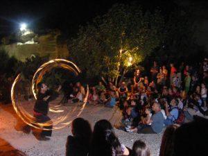 """פסטיבל """"לילות קסומים"""" בבית גוברין (צילום: יח""""צ)"""