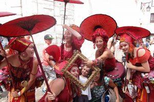 """פסטיבל אופקים למופעי רחוב (צילום: יח""""צ)"""