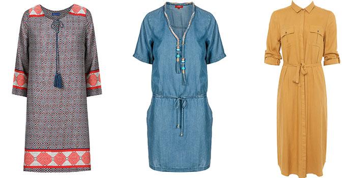 """שמלות או לא להיות. מימין: הוניגמן, רנה דארי למקס מרה ומסימו דוטי (צילום: אלעד חיזקי יח""""צ)"""