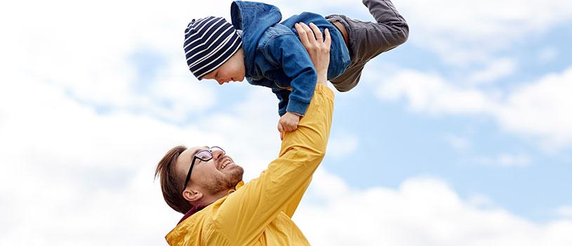 זה בסדר לרצות שהילד ישאף גבוה (צילום: פוטוליה)