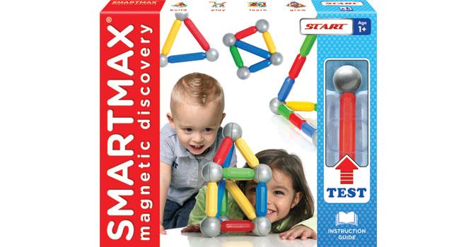 "Smartmax, משחק מגנטים לקטנטנים. צילום: יח""צ"