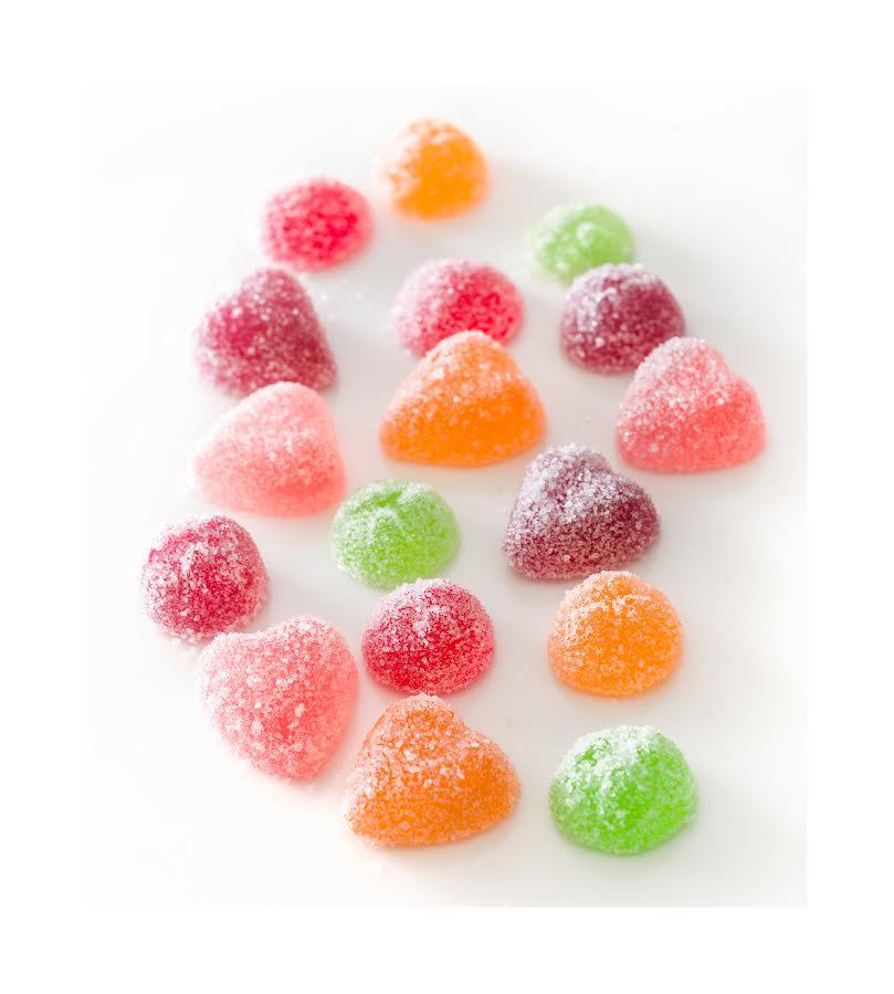 סוכריות ג'לי (מתוך הספר: ממתקים של פעם)