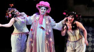לבלות עם הילדים באופרה. מתוך: סינדרלה (צילום: יוסי צבקר)