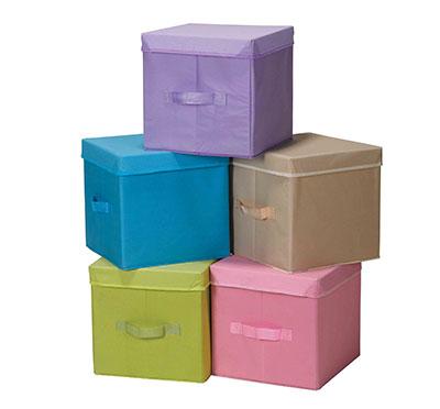 קופסאות אחסון, עצמל'ה