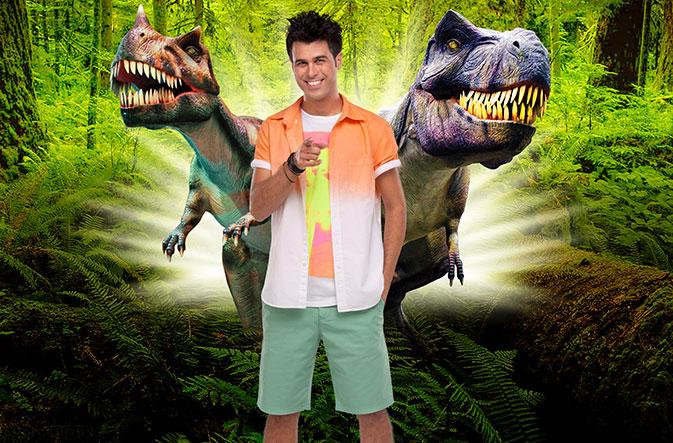 עולם הדינוזאורים