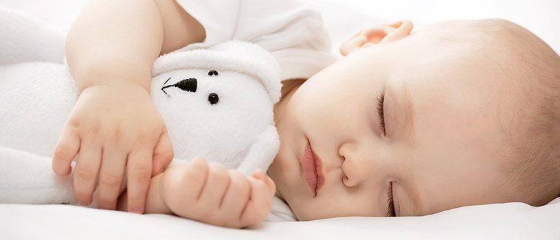 תינוק, דובי, שינת תינוקות