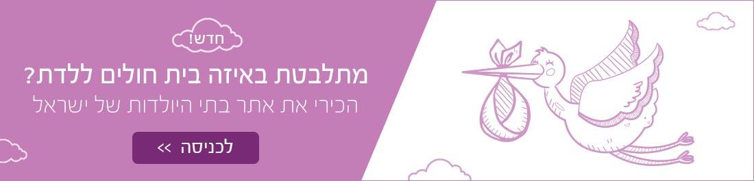 בתי יולדות בישראל