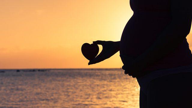 הריון, לב, אהבה