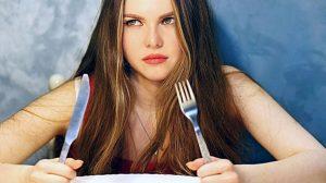 אישה בצום, דיאטה, יום כיפור