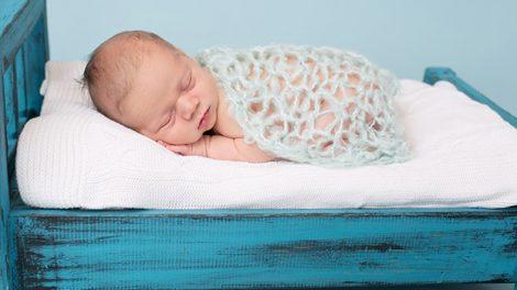 תינוק ישן, ניו בורן