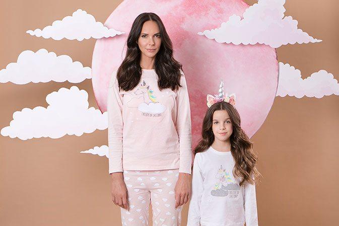 רוית אסף ובתה ליה