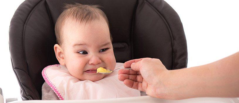 טעימות, תזונת תינוק, לא טעים לו