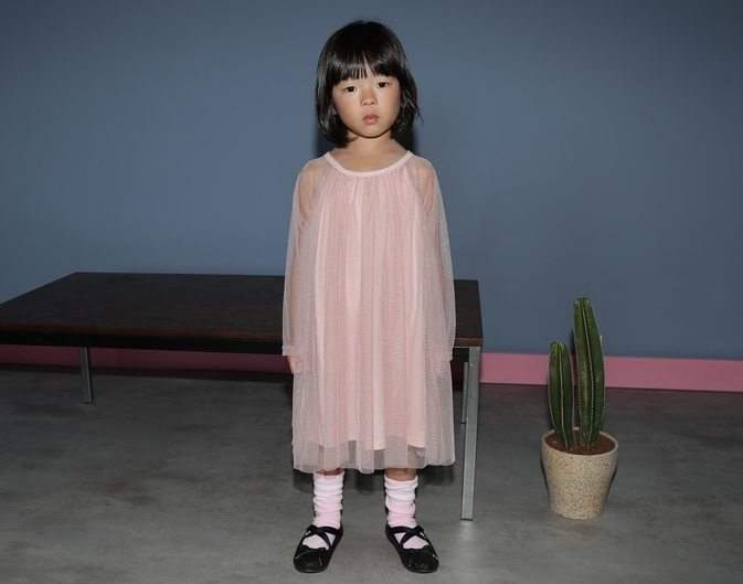 פלמינגו שמלה