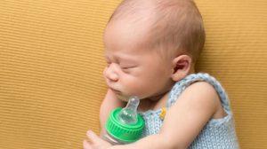 תינוק, בקבוק, שינת תינוקות