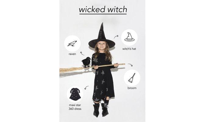 תחפושת מכשפה