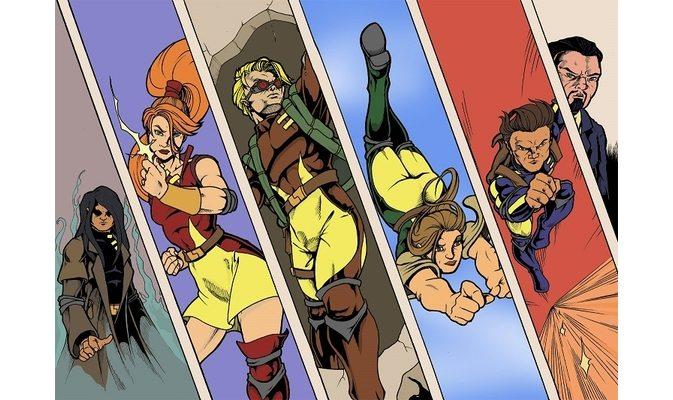 פורים במוזיאון הקומיקס