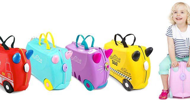 טראנקי, מזוודה לילדים