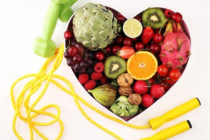 פירות, תזונה