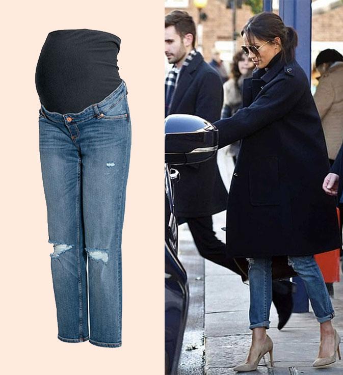 ג'ינס הריון