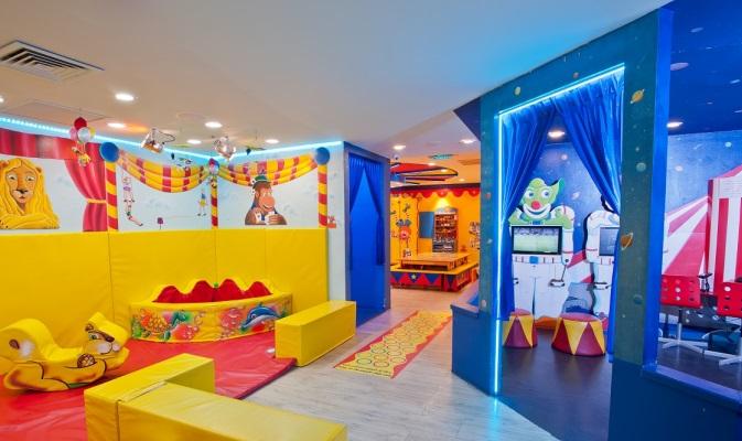 מועדון ילדים במלון