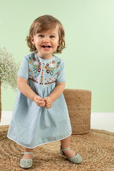 שמלה חגיגית לילדה
