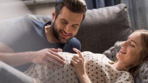 זוג בהריון